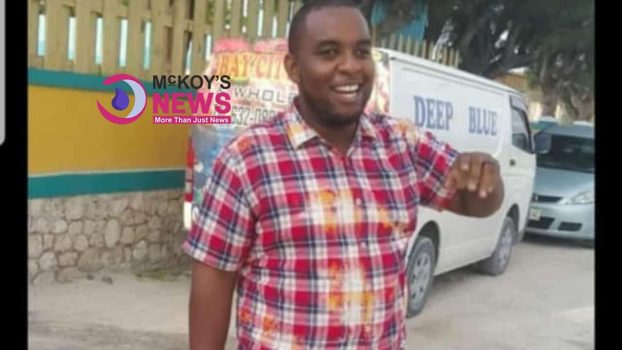 Brian Thelwell Missing from Montego Bay