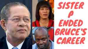Bruce Golding Was Destroyed By A Political Chess Move From Portia Simpson Miller And The PNP
