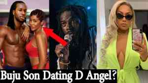 Buju Son Markus Allegedly Dating D Angel, Buju Not With It
