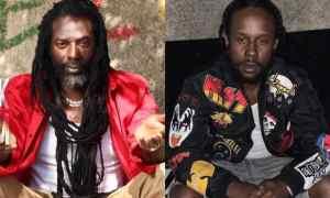 Popcaan Visits Buju Banton Ahead Of Long Walk to Freedom Show In Kingston