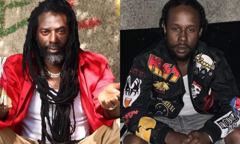 Popcaan Visits Buju Banton Ahead Of Long Walk to Freedom Show In Kingston