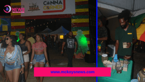 Reggae,Rasta and Ganja: Sumfest Patrons Flock Cannabis Village at Reggae Sumfest
