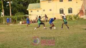 Football at Catherine Hall Community
