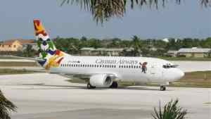 Cayman Airways starting twice-weekly flight to Mobay from Grand Cayman