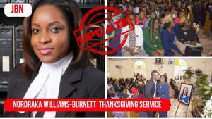 Celebrating The Life Of Attorney Nordraka Williams-Burnett