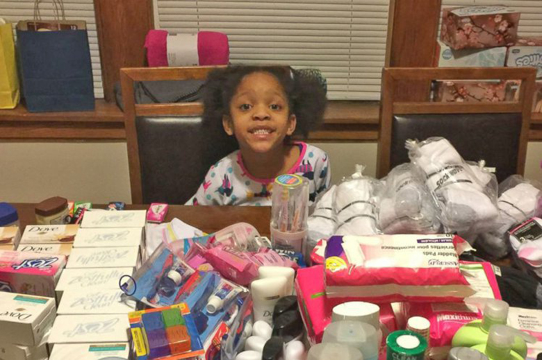 Young Chicago Girl Gives Up Her Birthday Party So She Can Feed Her Local Homeless Instead