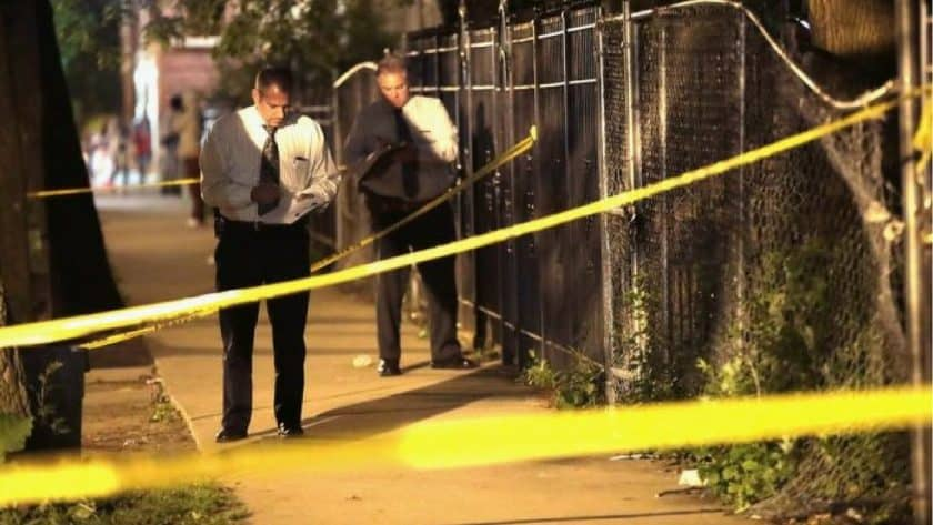 Chicago Holiday Weekend Shootings