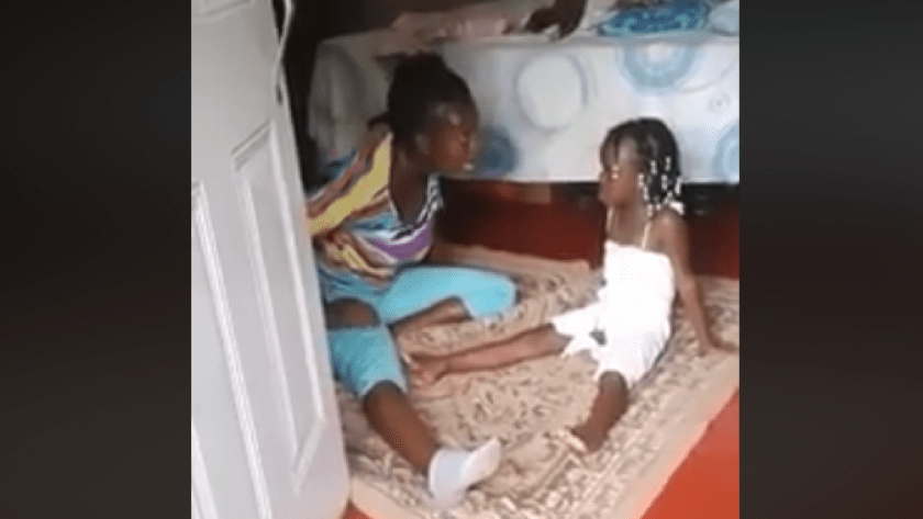 Child Abuse Prevention Campaign, Jamaican Mother Child Abuse Video
