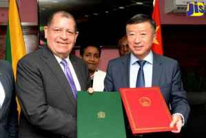 Jamaica To Export Frozen Lobster To China