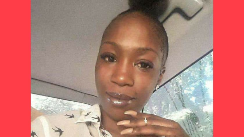 Trudy First Lady Malcolm, Christina Samuels, Canterbury Woman Murdered,