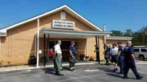 Tennessee Church Shooting , One Confirmed Dead
