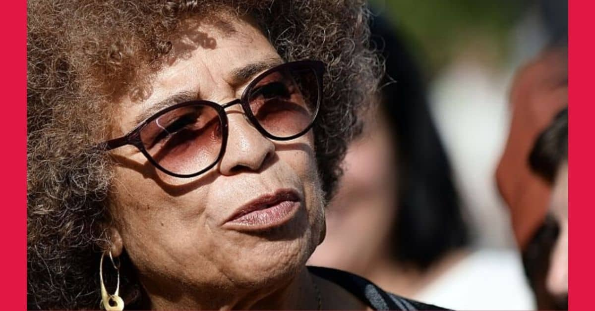 Civil Rights Icon Angela Davis Inducted Into Women's Hall Of Fame
