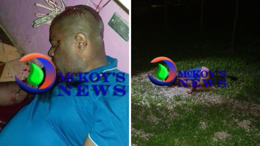 ANOTHER MAN KILLED, ONE SHOT AND INJURED IN KINGSTON 6