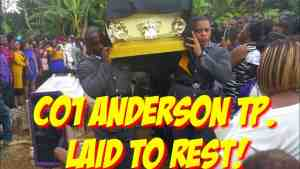 Correctional Officer Anderson T.P Funeral Highlights/21 Gun Salute and More