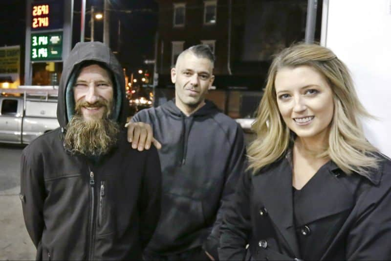 Couple and Homeless Man Whose Feel-Good Story Went Viral Charged With Scam