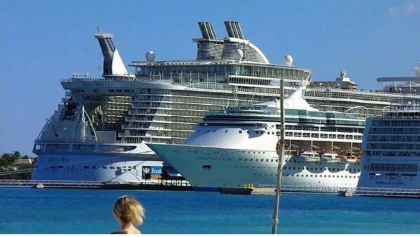 Cruise Ship President Lee Bailey