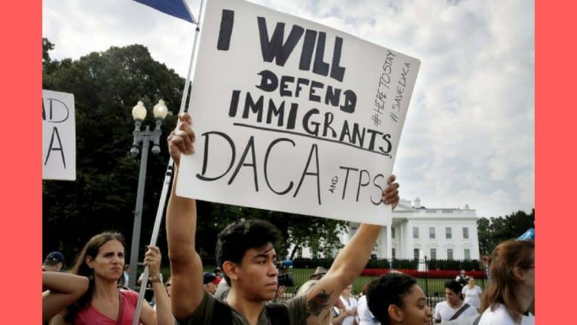 Jeff Sessions Announces End to DACA