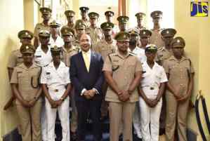 PHOTOS: G-G and the Caribbean Institute of Professional Military Education