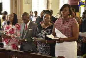 PHOTOS: Miss Lou Centenary Church Service