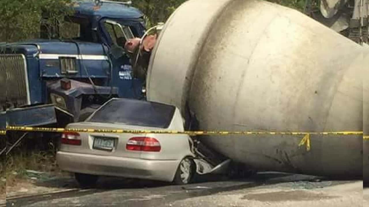Paulette Mullings Killed in Fatal crash along Spur Tree main road