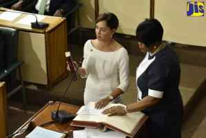 New Member of Parliament Sworn in