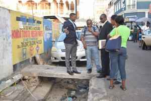 "Project ""City Cleanup Initiative"" Begins in Mobay on Sunday"