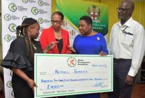 Ministry provides financial boost to Netball Jamaica ahead of World Cup in Liverpool