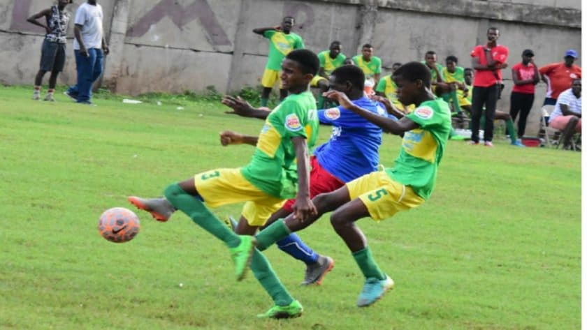 DACOSTA CUP UPDATE: Schools Progress To Second Round