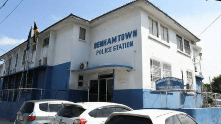 Denham Town Station Attack