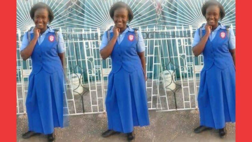 15-year-old Girl Shot Dead