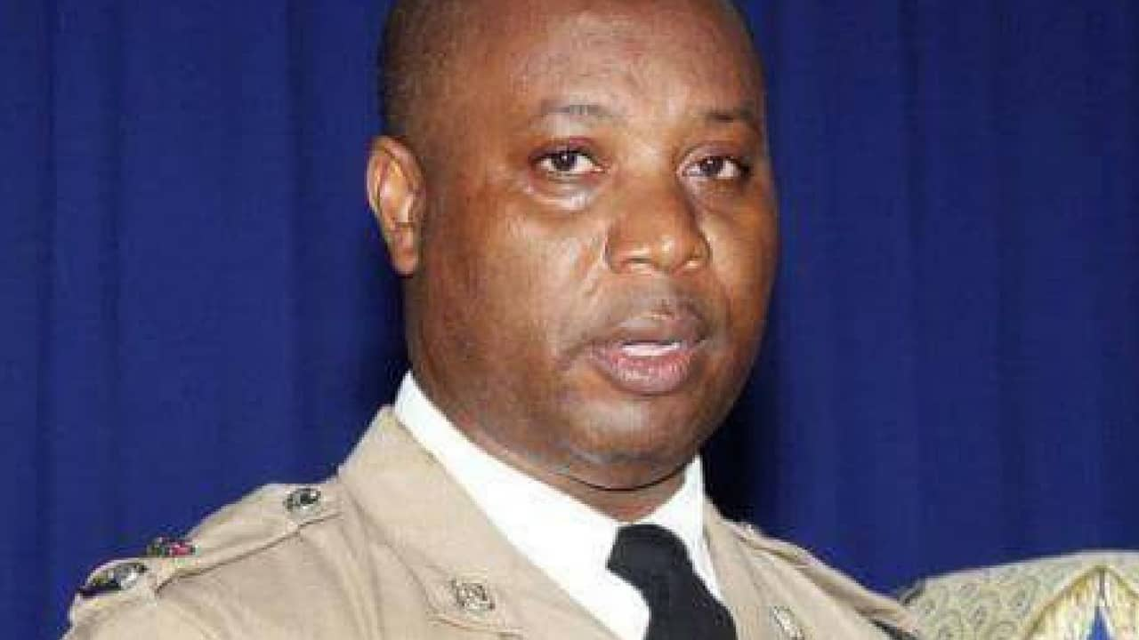 Dermoth Lawrence: SENIOR SUPERINTENDENT OF POLICE SUSPECTED TO HAVE COMMITTED SUICIDE