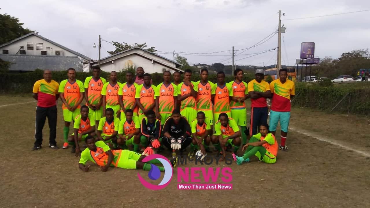 Discipline United v/s Paradise FC