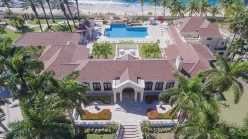 Hurricane Irma Destroys Donald trumps Caribbean Home