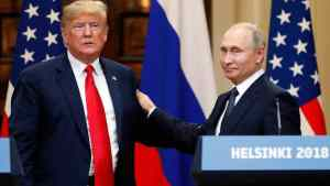 Mark Wignall: Trump is Plainly Putin's Potted Plant