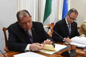 DOUBLE TAXATION AGREEMENT SIGNED BY JAMAICA AND ITALY