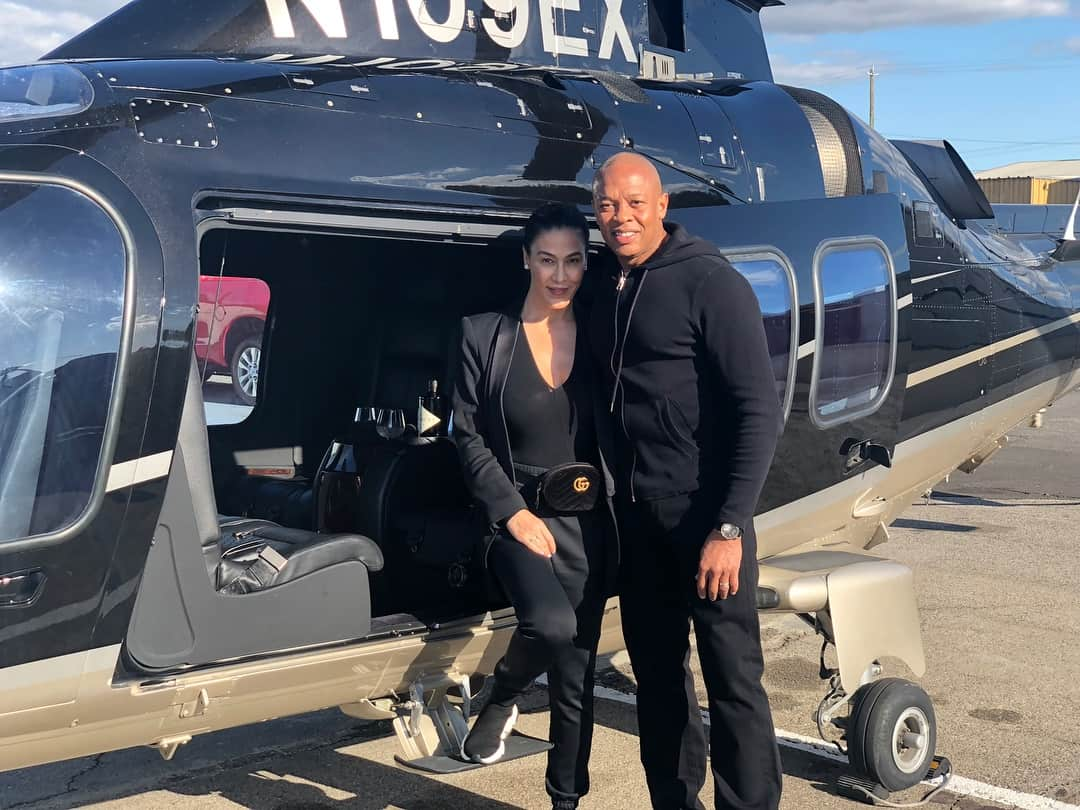 Dr. Dre Celebrate 22 Years Of Marriage, But Many Surprised At The Career His Wife Abandoned