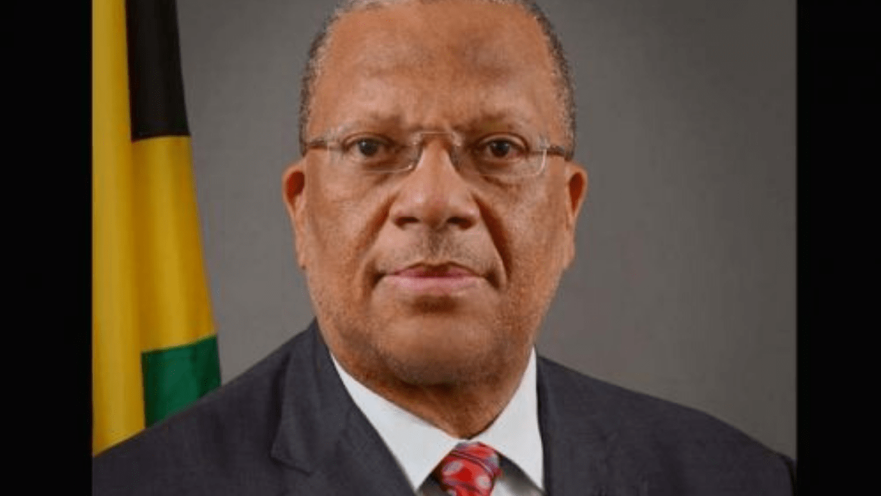 Dr Phillips says country is in panic over crime