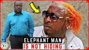 Elephant Man will Report to Cops on Thursday (JAN 31)