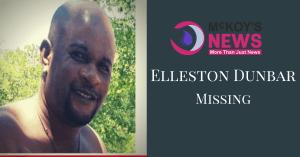Elleston Dunbar Missing