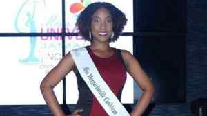Miss Jamaica Universe Contestant Appointed End Bullying Globally Ambassador