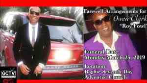 FADA FOWL LAID TO REST