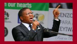 Fikile Mbalula says Ngcobo Cop Killers Must Regret the Day!