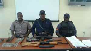 Deadly Firearms Seized in St James
