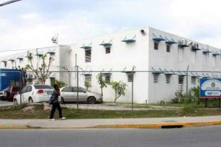 Quarantine Lifted on Prisoners at Freeport Lock-Up