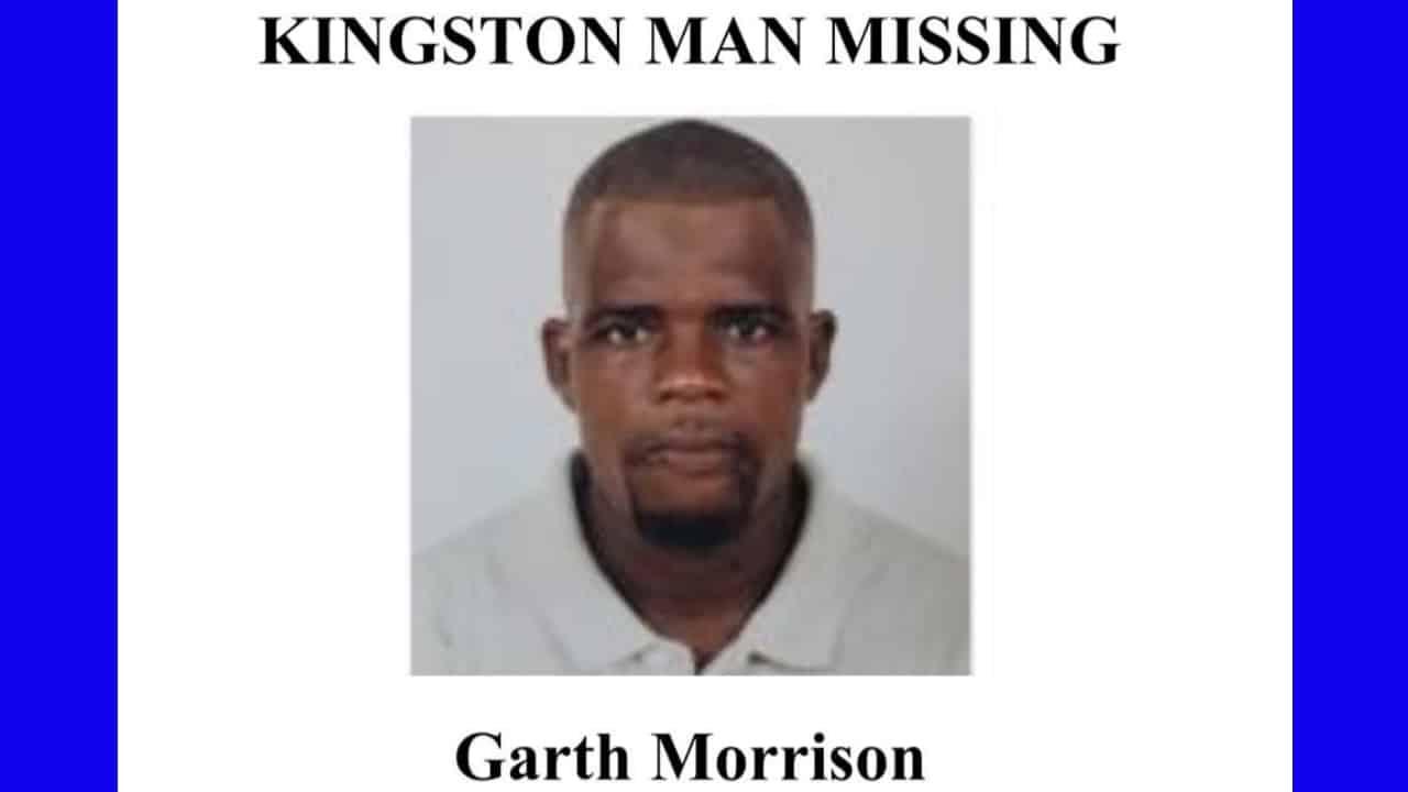 Kingston Man Missing