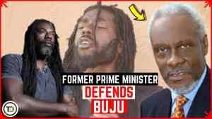 Give BUJU BANTON a CHANCE says former Prime Minister, PJ PATTERSON