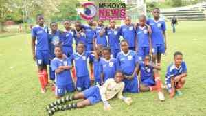 Granville Primary School is VMBS U-13 Champions