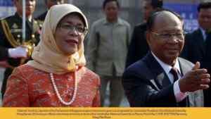 Halimah Yacob: Malay Woman to be Singapore President