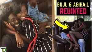 Heartwarming Moment as Buju Banton Reunites with his Daughter
