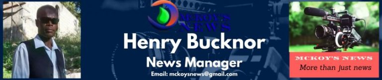 Henry Bucknor Mckoy's News Crime Investigator